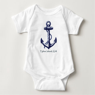 Tybee Island, GA Baby Outfit! T-shirts