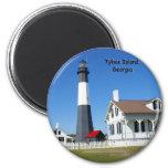 Tybee Island Lighthouse Magnets