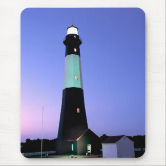 Tybee Island Lighthouse Mouse Mat