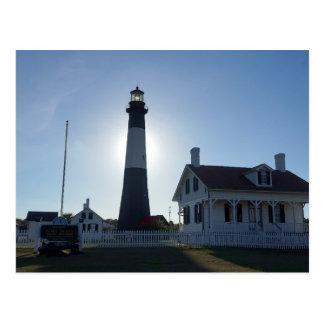 Tybee Lighthouse Postcard