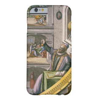 Tycho Brahe (1546-1601) aged 40, amongst his astro Barely There iPhone 6 Case