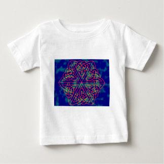 Tye-dye Celtic Knot Baby T-Shirt