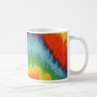 Tye Dye Coffee Mug
