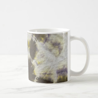 Tye Dye Composition #2 by Michael Moffa Basic White Mug