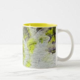 Tye Dye Composition #3 by Michael Moffa Coffee Mugs