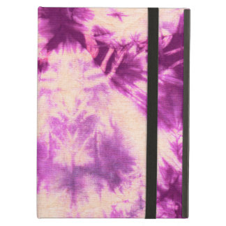 Tye Dye Composition #7 by Michael Moffa Cover For iPad Air