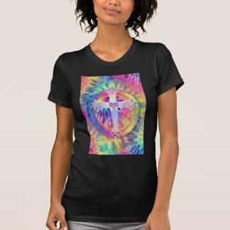 Tye Dye Cross T-Shirt