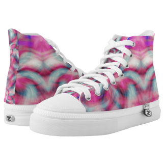 Tye-Dye High Tops