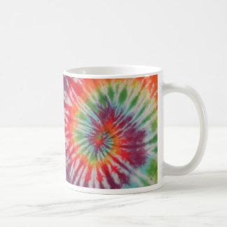 tye dye mug