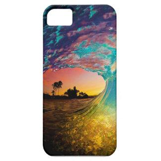 Tye Dye Rip Curls iPhone 5 Case