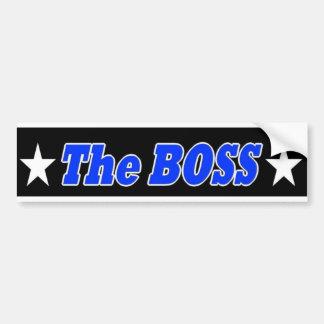 TYeam KPM Boss Sticker
