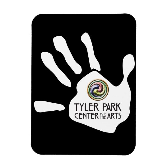 Tyler Centre for the Arts Car Magnet
