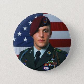 tyler, In Loving Memory Sgt. Tyler Juden 6 Cm Round Badge