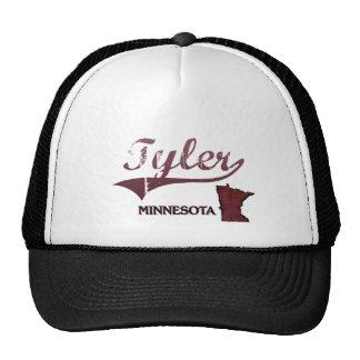 Tyler Minnesota City Classic Trucker Hats