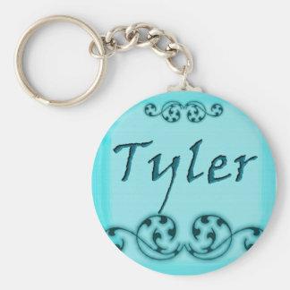 Tyler Ornamental Keychain