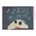 Tyler's Snowman Greeting Cards