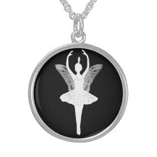 Tylwyth Teg Amulet Round Pendant Necklace