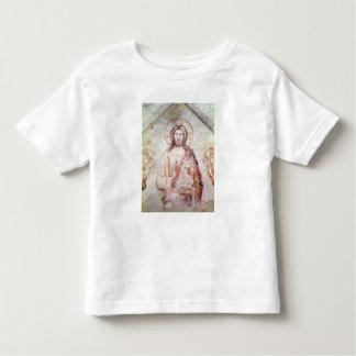 Tympanum depicting the Saviour Blessing, 1341 Toddler T-Shirt