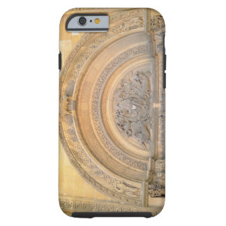 Tympanum of the porch depicting Christ in Majesty Tough iPhone 6 Case