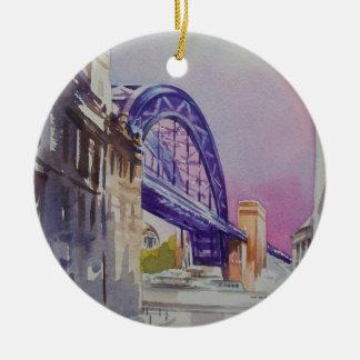 Tyne Bridge from Dean Street Ornament