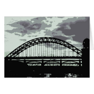Tyne Bridge, Newcastle Card