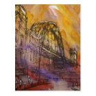 Tyne Bridge Newcastle Postcard