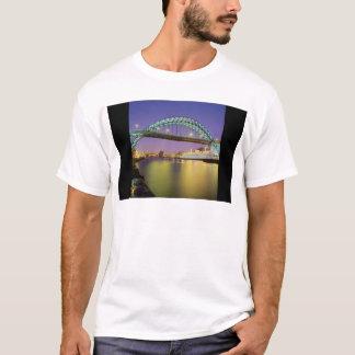 Tyne Bridge, Newcastle-Upon-Tyne, England T-Shirt