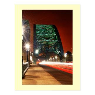 Tyne Bridge Postcard