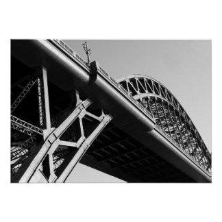 Tyne Bridge Poster/Print Poster