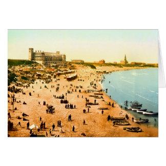 Tynemouth England Card