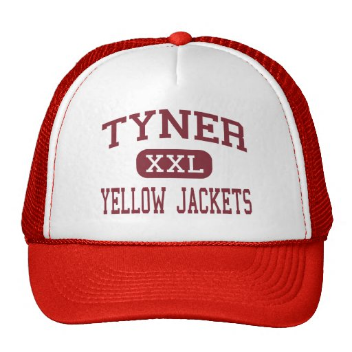 Tyner - Yellow Jackets - Middle - Chattanooga Hat