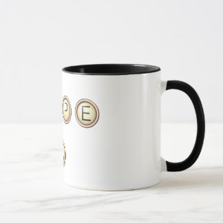 Type A — Type Keys Mug