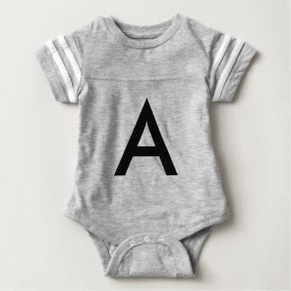 Type | Black Graphic Design Tshirt