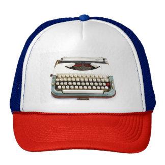 Typeriter Hat - RW&B