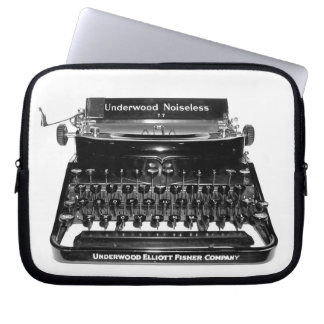 Typewriter  Author Novelist writer Laptop Sleeve