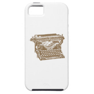 Typewriter iPhone 5 Cover