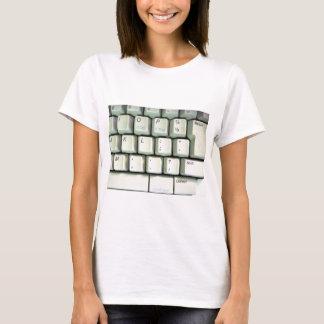 Typewriter Keyboard T-Shirt