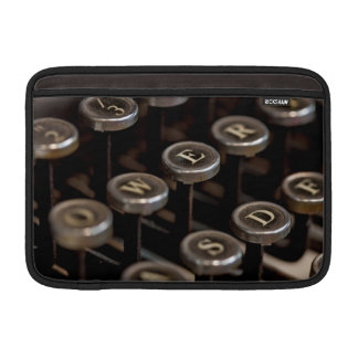 Typewriter MacBook Sleeve