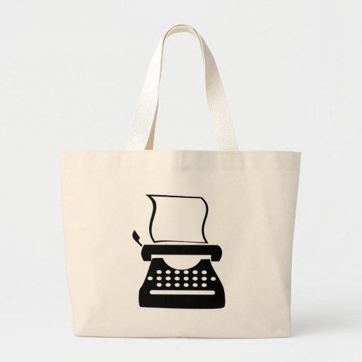 Typewriter - Manual Typing Old School Writing Bags