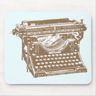 Typewriter Mouse Pad