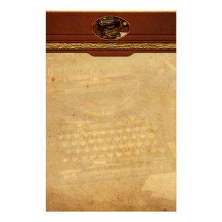 Typewriter - My bosses office Stationery Paper