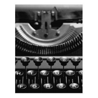 Typewriter Post Cards