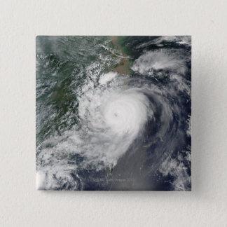 Typhoon 15 Cm Square Badge