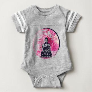 Typhoon Buddha Wave Baby Bodysuit