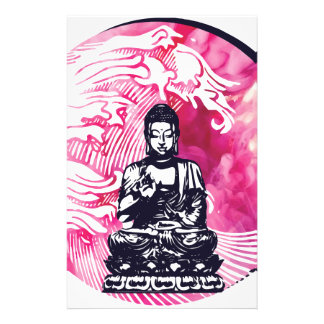 Typhoon Buddha Wave Stationery