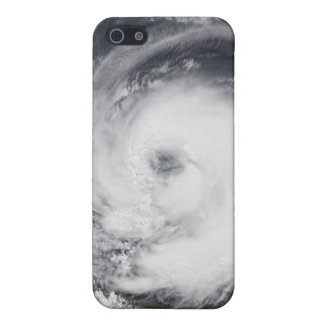 Typhoon Chaba in the western Pacific Ocean iPhone 5 Covers