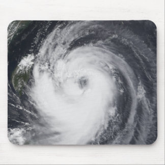 Typhoon Chaba in the western Pacific Ocean Mouse Mat