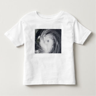 Typhoon Chaba in the western Pacific Ocean Toddler T-Shirt