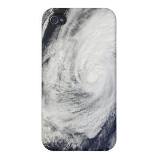 Typhoon Chaba over the Ryukyu Islands, Japan Covers For iPhone 4