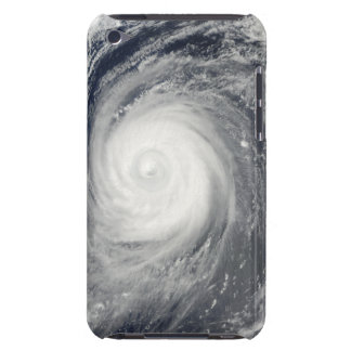 Typhoon Choi-wan south of Japan, Pacific Ocean Barely There iPod Case